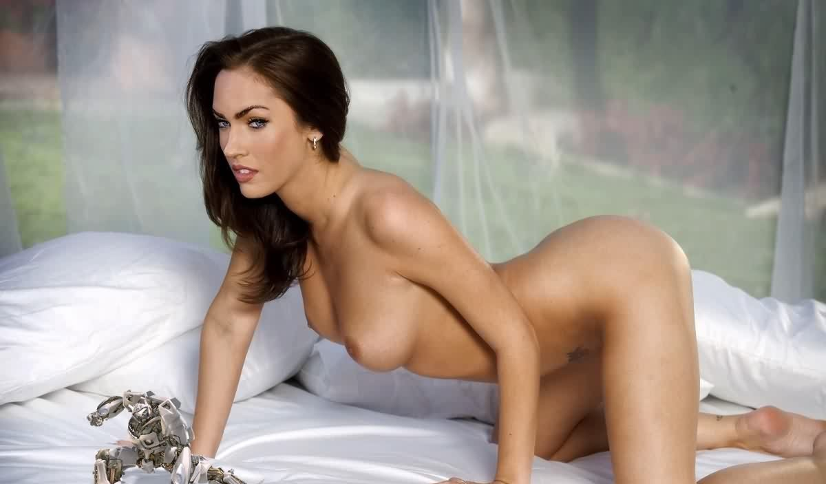 Megan Fox Doggy Pose - 56 Collection Megan Fox Hot Nude xxx Pics