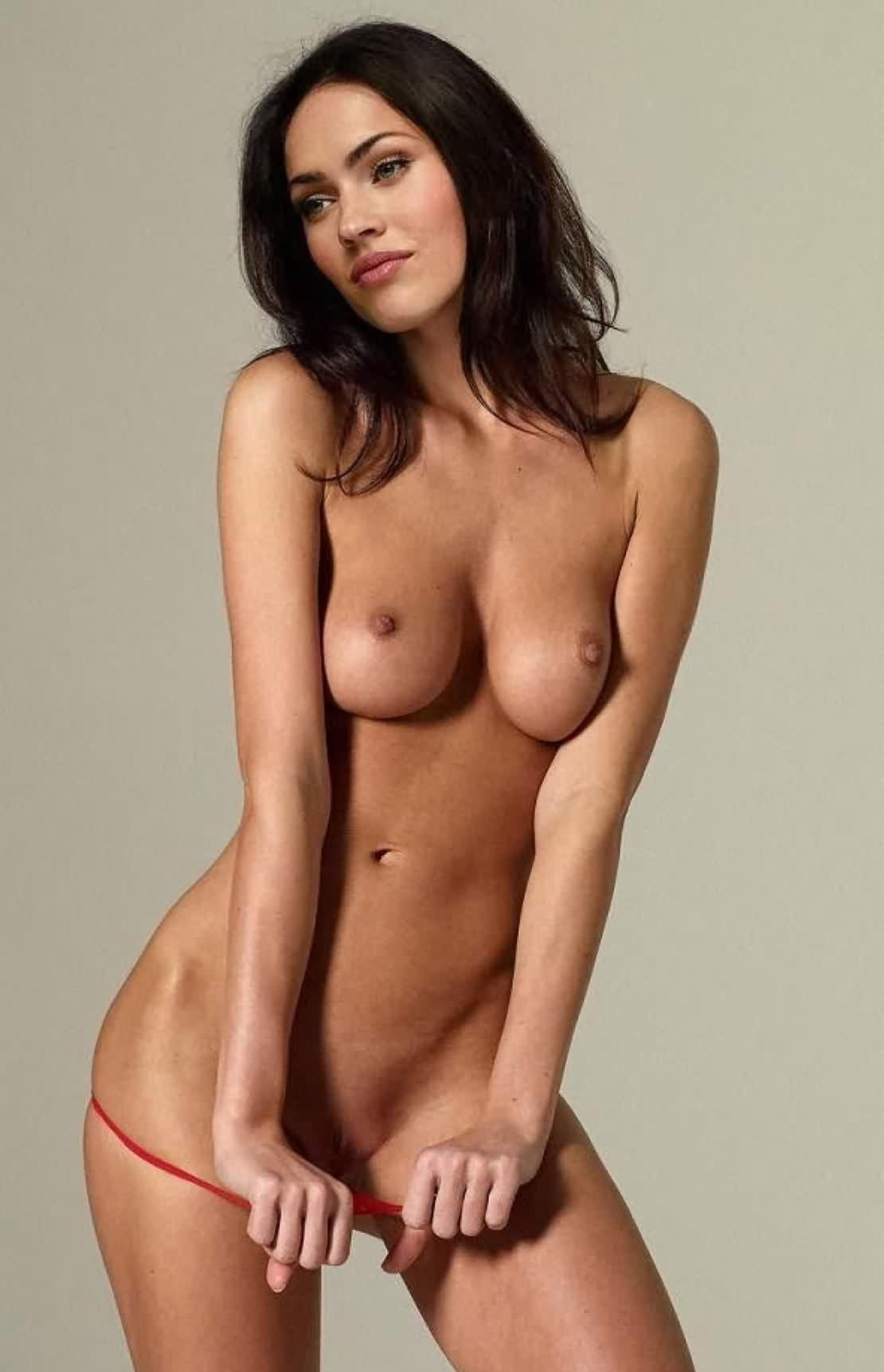 Megan Fox Hot Nude Photo Shoot - 56 Collection Megan Fox Hot Nude xxx Pics