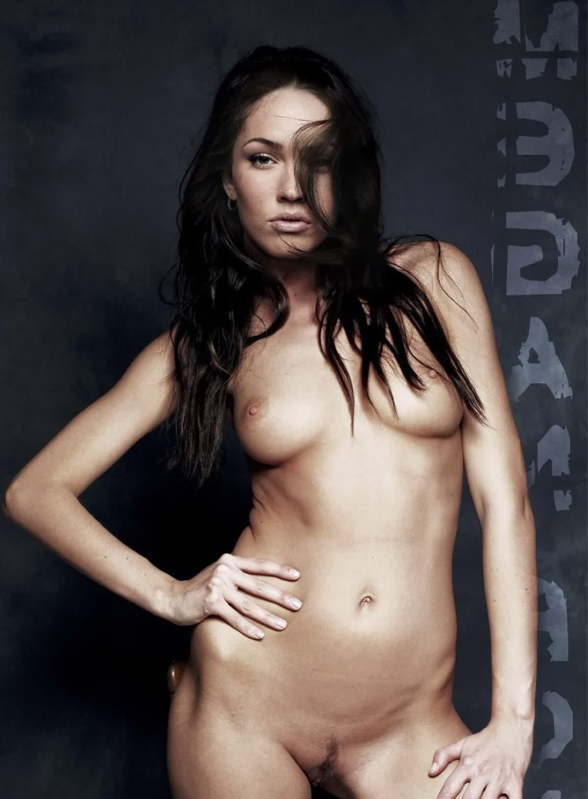 Megan Fox Milky Naked Boobs - 56 Collection Megan Fox Hot Nude xxx Pics