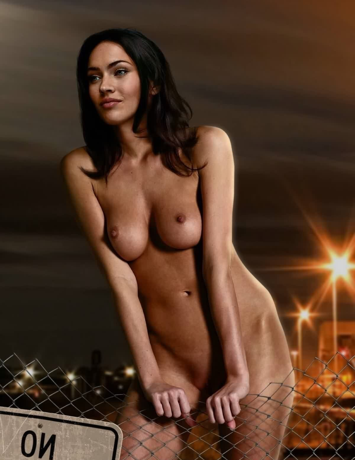 Megan Fox Nude Photoshoot - 56 Collection Megan Fox Hot Nude xxx Pics
