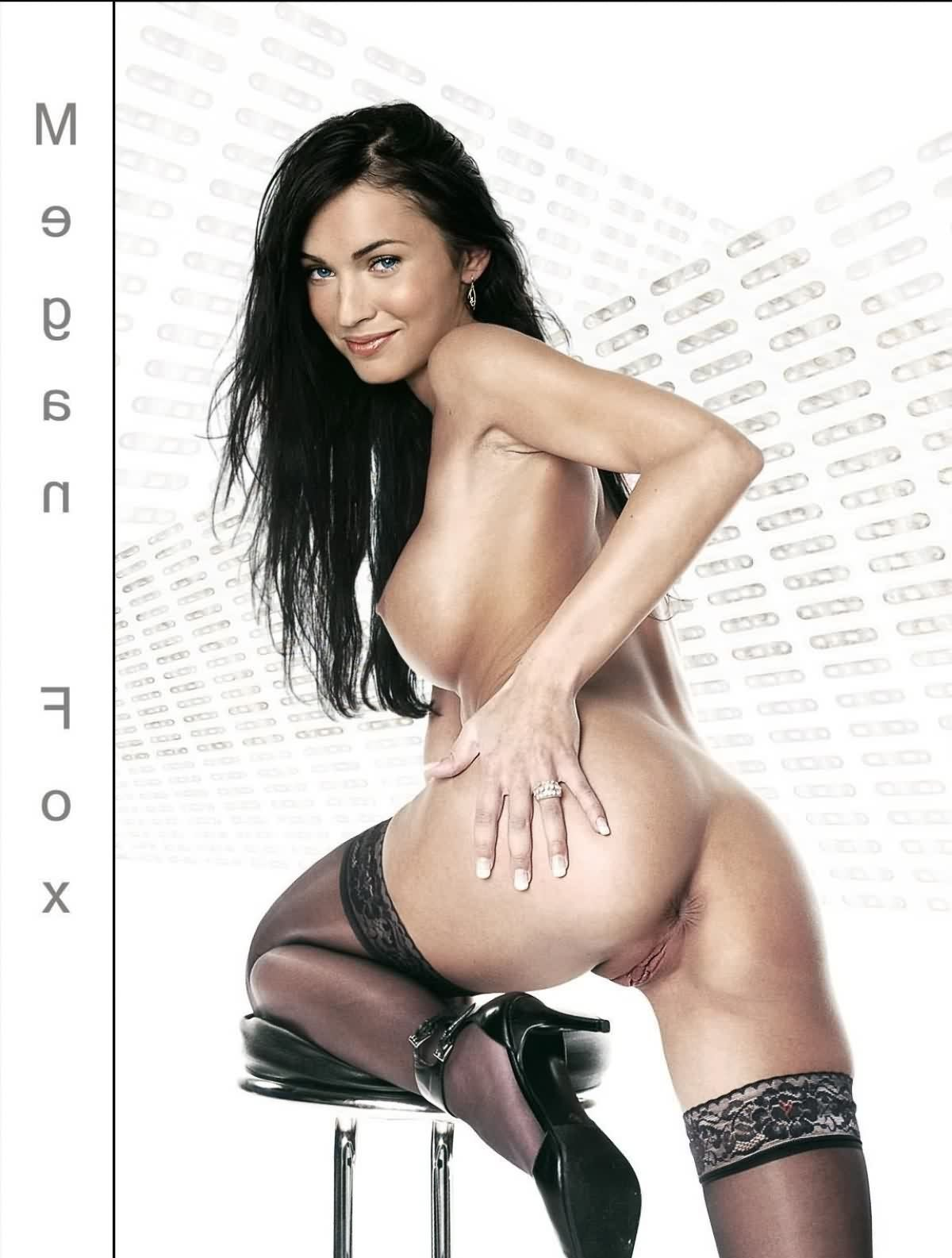 Megan Fox Pussy Hole - 56 Collection Megan Fox Hot Nude xxx Pics