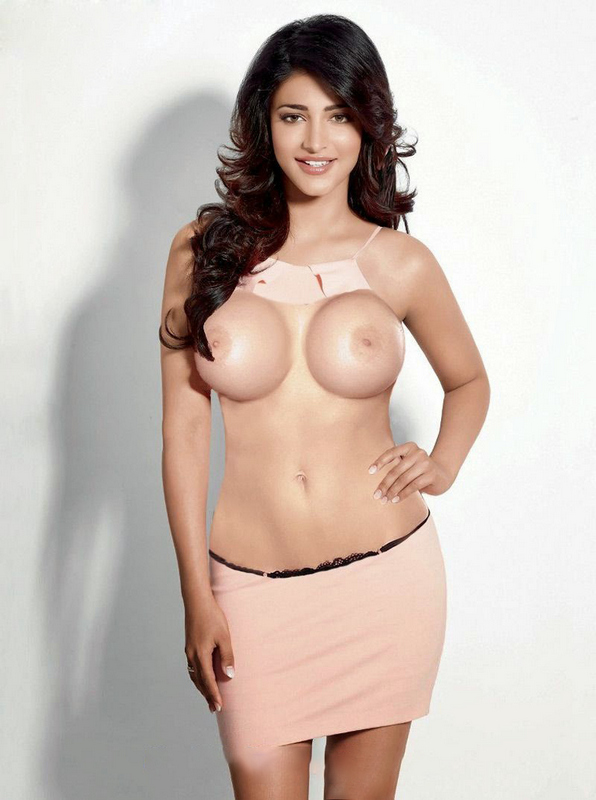shruti hassan nude 13 - Hot Pics Shruti Hassan Nude XXX Collection New HD Fakes