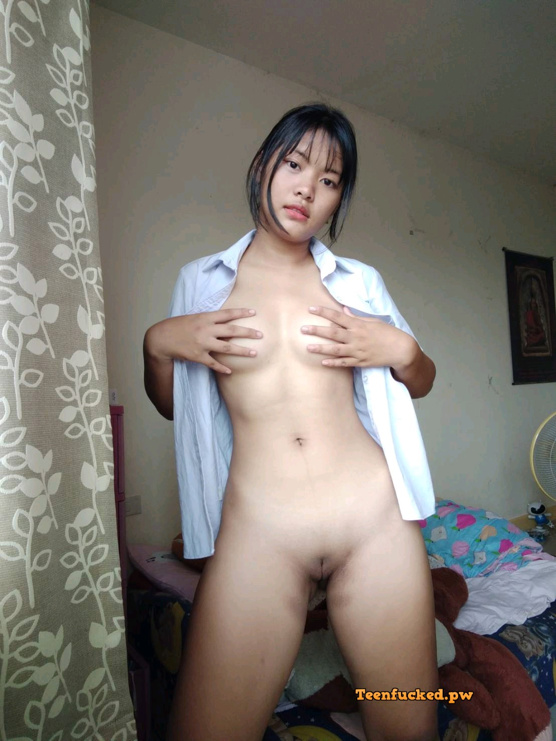 dvehw42Aa80 wm - Asian thai girl nude photo selfie pussy hole 2020 gg