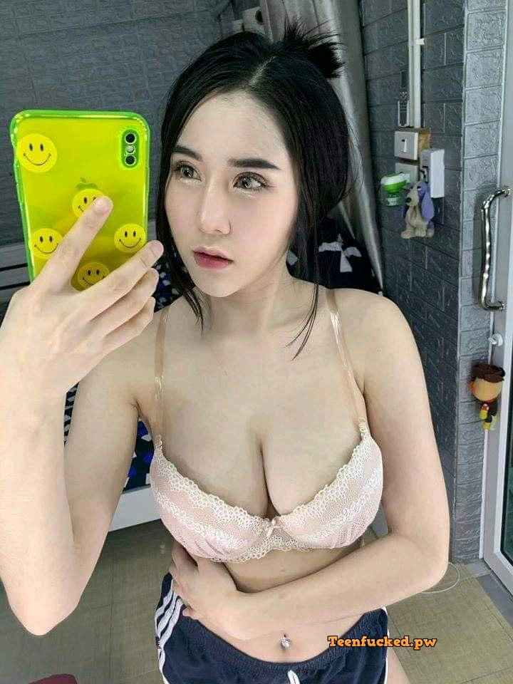 jcdxyz2AUD0 wm - Cute sexy asian girl big tits selfie pussy 2020 hot
