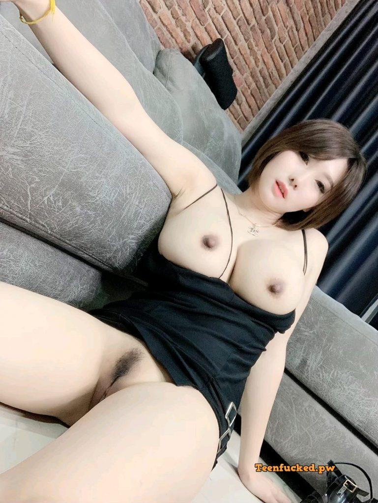 EkwdPj1jF3w wm 769x1024 - Hot asian girl big tits selfie show pussy 20202 new