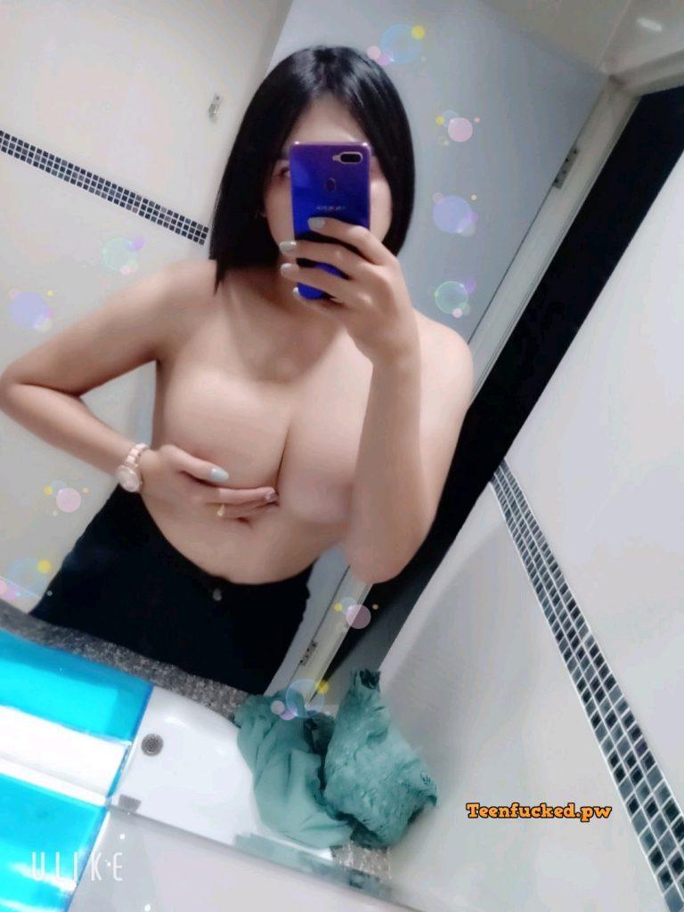 swGPGwBRT7E wm 768x1024 - Asian girl big tits boobs hot 2021