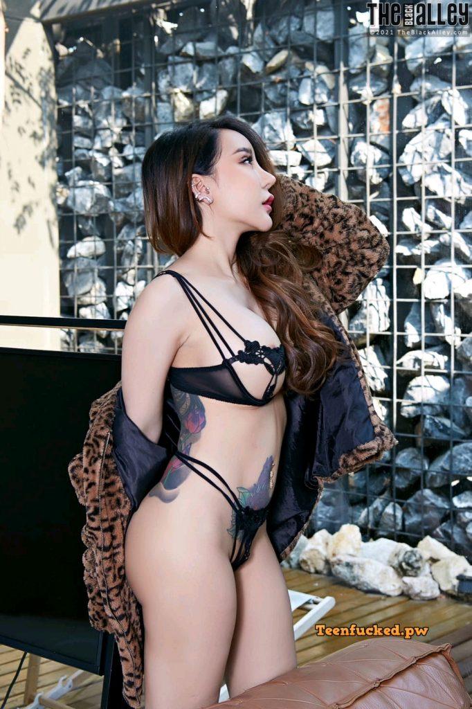 hmibZY56ogc wm 682x1024 - Beauty Thai model big tits hot pussy